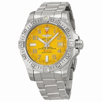 Breitling Avenger A1733110/I519SS Yellow
