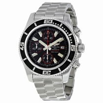 Breitling Superocean A13341A8-BA81SS Abyss Black and Red