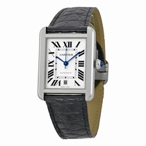 Cartier Tank W5200027 Stainless Steel