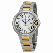 Cartier W2BB0002 Stainless Steel