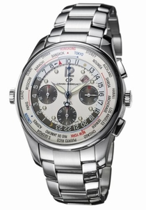 Girard Perregaux Worldwide Time Control 49805-11-152-11A Automatic