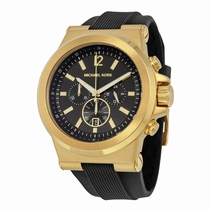 Michael Kors Dylan MK8445 Gold-tone Stainless Steel