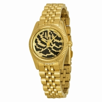 Michael Kors Lexington MK3300 Gold-tone Stainless Steel