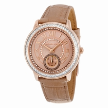 Michael Kors MK2448 Rose set with Crystals