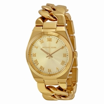Michael Kors MK3393 Gold-tone Stainless Steel