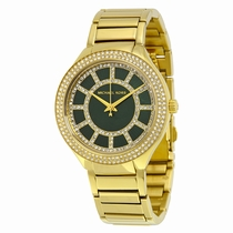 Michael Kors MK3409 Gold-tone Stainless Steel