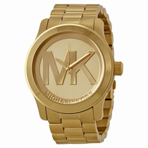 Michael Kors Runway MK5473 Gold-tone Stainless Steel