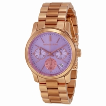 Michael Kors Runway MK6163 Purple
