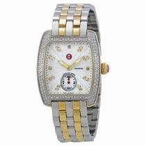 Michele MWW02A000558 Gold-tone Stainless Steel