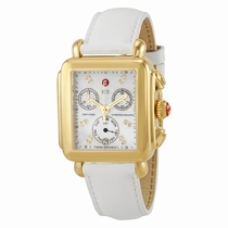 Michele MWW06P000032 Gold-tone Stainless Steel