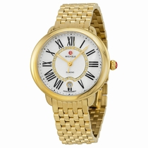 Michele Serein MWW21B000017 Gold-tone Stainless Steel