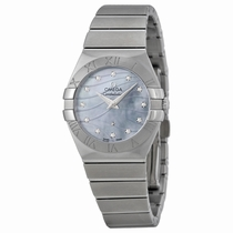 Omega 123.10.27.60.57.001 Blue Mother of Pearl