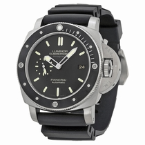 Panerai Luminor 1950 PAM00389 Brushed Titanium