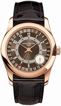 Patek Philippe 6000R-001 Brown and Silvery Gray