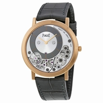 Piaget Altiplano G0A39110 Silver and Black