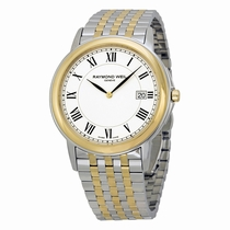Raymond Weil Tradition 5466-STP-00300 White