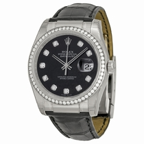 Rolex 116189BKDL Mother of Pearl