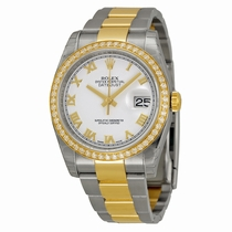 Rolex Datejust 116243WRO Automatic