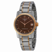 Tissot T-Classic Collection T0872075529700 Brown