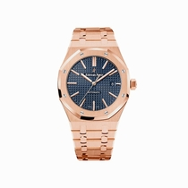 Audemars Piguet Royal Oak 15400OR.OO.1220OR.03 18kt Pink Gold