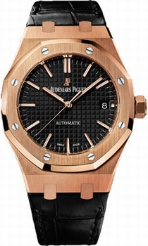 Audemars Piguet Royal Oak 15450OR.OO.D002CR.01 18 kt Rose Gold
