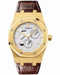Audemars Piguet Royal Oak 26120BA.OO.D088CR.01 Silver Guilloche Dial
