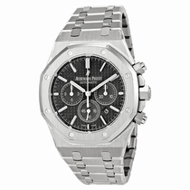 Audemars Piguet Royal Oak 26320ST.OO.1220ST.01 Black Grande Tapisserie pattern