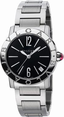 Bvlgari 102073 Black Lacquered