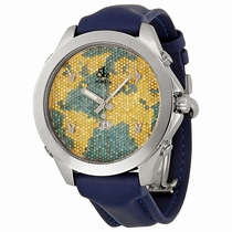 Jacob & Co. Five Time Zone JC47YB Unisex