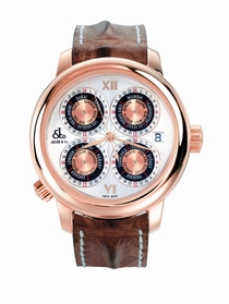 Jacob & Co. GMT World Time Automatic gMT11rg Rose Gold