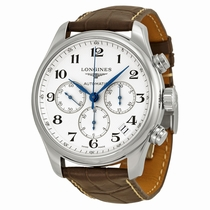 Longines Master Collection L2.693.4.78.3 Stainless Steel