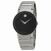 Movado Sapphire 0606092 Stainless steel