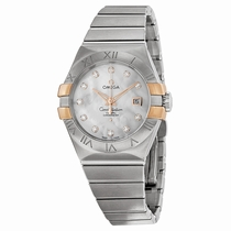 Omega Constellation 123.20.31.20.55.003 Stainless Steel