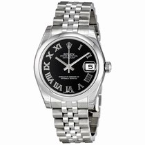 Rolex Datejust 178240BKRJ Ladies