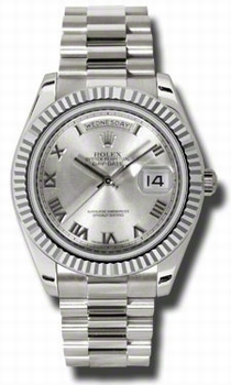 Rolex Day-Date II 218239RRP Mens