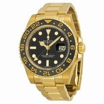 Rolex GMT Master II 116718BKSO Automatic