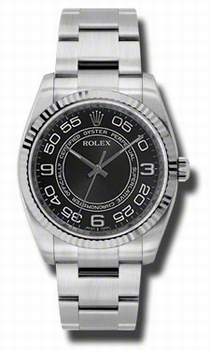 Rolex Oyster Perpetual No Date 116034BKCAO Swiss Made