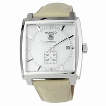 Tag Heuer Monaco WW2112.FC6215 White Mother-of-pearl