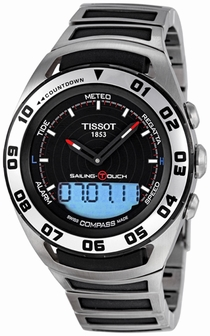 Tissot Touch Collection T056.420.21.051.00 Black